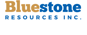 Bluestone Resources logo